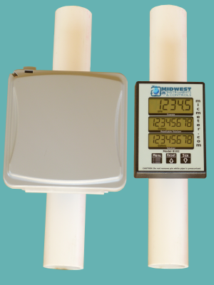 1.5″ Schedule 40 Pipe Mounted Meter